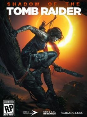 Shadow of the Tomb Raider box cover