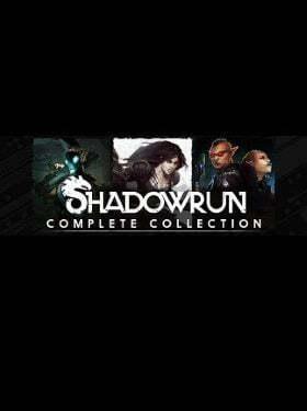 Shadowrun Complete Collection box cover