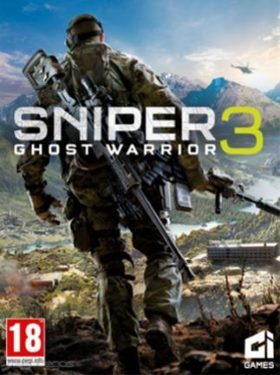 Sniper Ghost Warrior 3 box cover