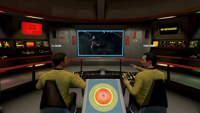 Star Trek: Bridge Crew game screenshot