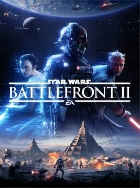 Star Wars Battlefront 2 PS4 cover box