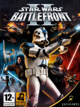 Star Wars Battlefront box cover