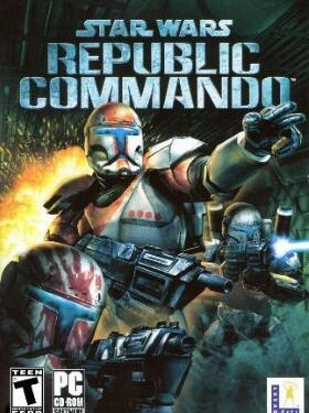Star Wars Republic Commando cover box