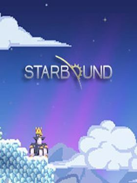 Starbound box cover
