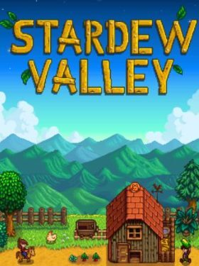Stardew Valley box cover
