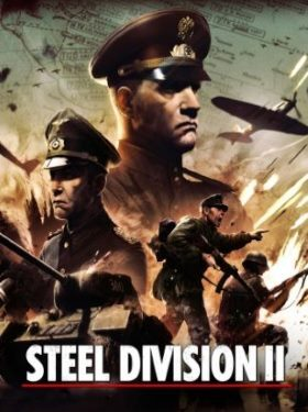 Steel Division 2 box cover