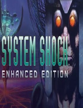 System Shock Enhanced Edition box cover