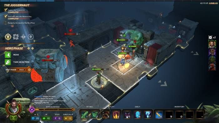 Tales from Candlekeep gameplay