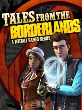 Tales from the Borderlands box cover