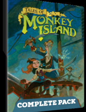 Tales of Monkey Island Complete Pack box cover