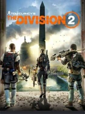 The Division 2 cover box