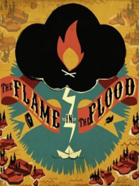 The Flame in the Flood box cover
