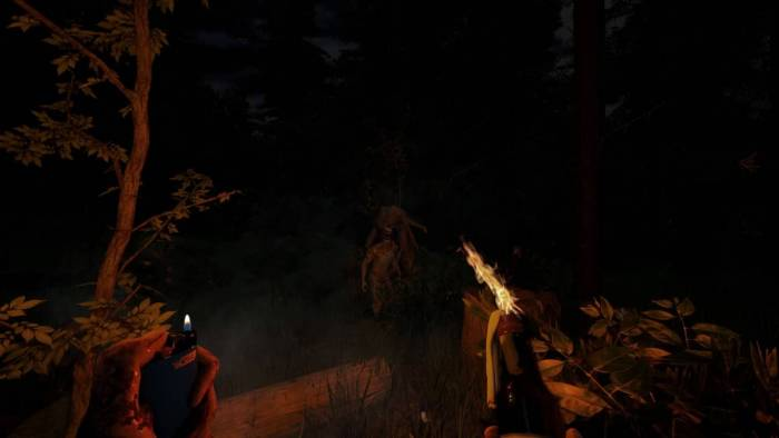 The Forest Game Screenshot