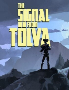 The Signal From Tölva box cover