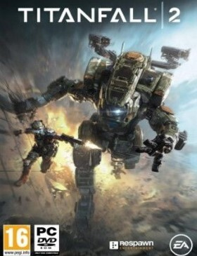 Titanfall box cover