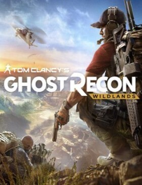 Tom Clancy Ghost Recon Wildlands box cover