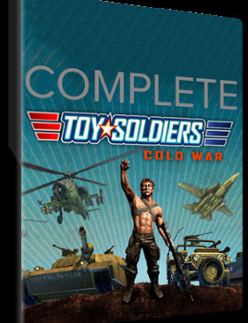 Toy Soldiers Complete box cover