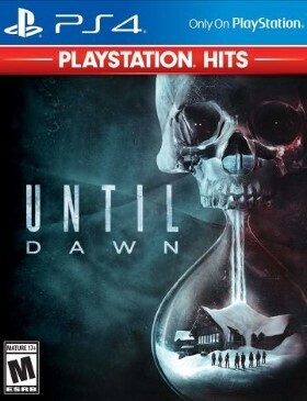 Until Dawn box cover