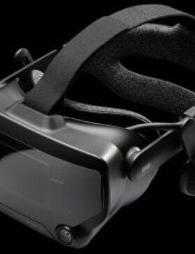 Valve Index Headset + Controllers box cover