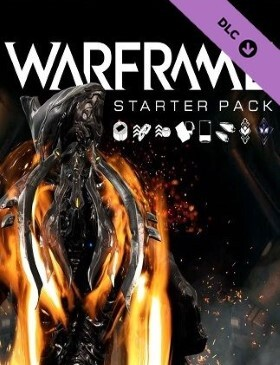 Warframe box cover