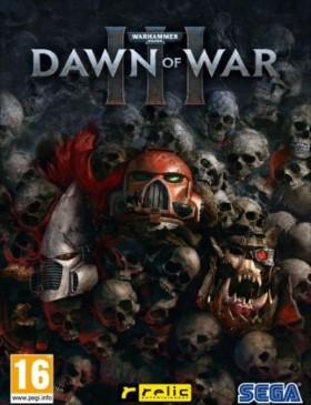 Warhammer 40,000 Dawn of War III box cover