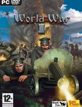 World War I box cover
