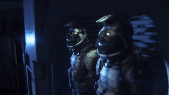 Alien: Isolation - gameplay