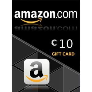 Amazon Gift Card 10 EUR GERMANY