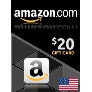 Amazon Gift Card 20 USD NORTH AMERICA