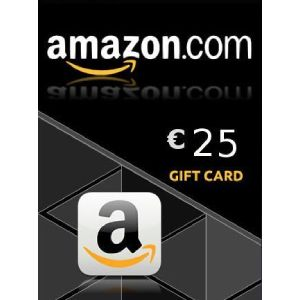 Amazon Gift Card 25 EUR GERMANY