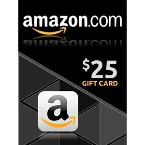 Amazon Gift Card 25 USD NORTH AMERICA