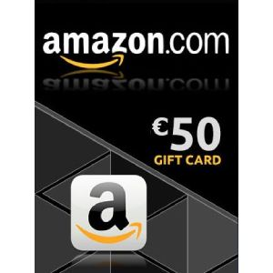 Amazon Gift Card 50 EUR GERMANY