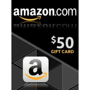 Amazon Gift Card 50 USD NORTH AMERICA
