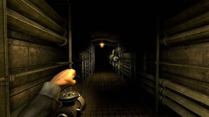 Amnesia: A Machine for Pigs - protagonist
