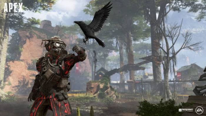 Apex Legends - gameplay
