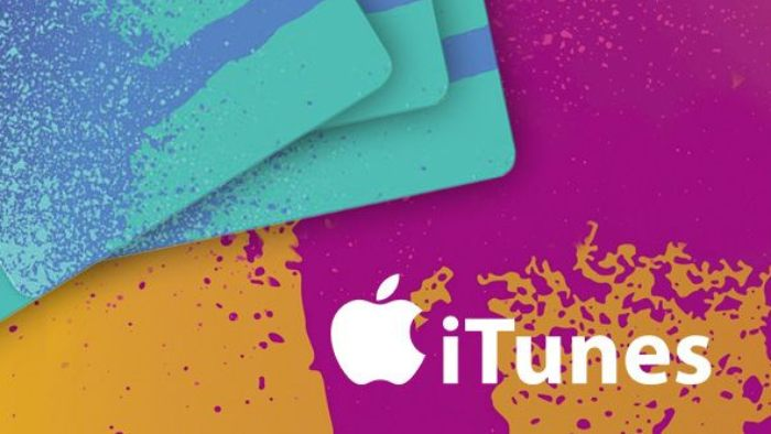 Apple iTunes Gift Cards - main