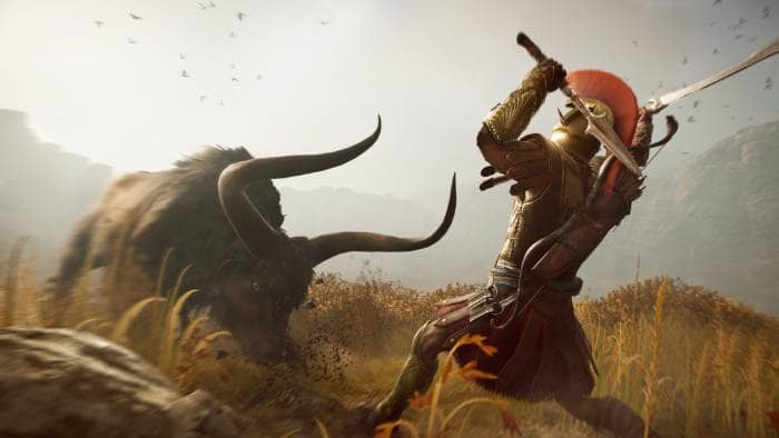 Assassin's Creed: Odyssey - bull