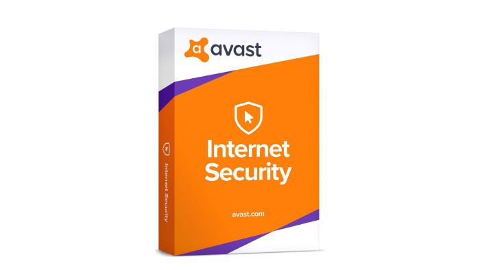 AVAST Internet Security PC 1 Device 1 Year