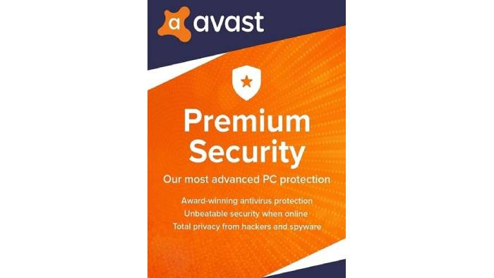 Avast Premium Security (1 Device, 1 Year)