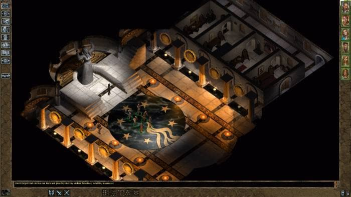 Baldur's Gate II: Shadows of Amn - gameplay