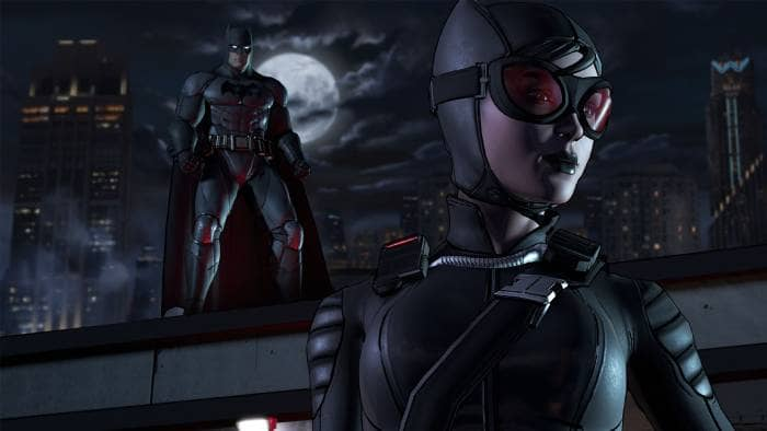 Batman - The Telltale Series - main characters