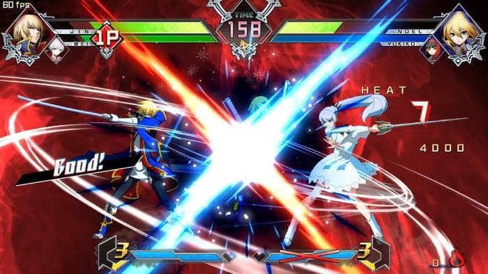 BlazBlue: Cross Tag Battle - game