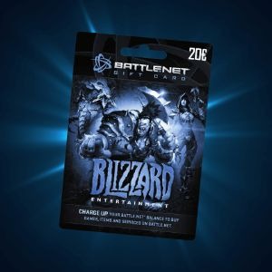 Blizzard GiftCard 20 EUR EUROPE