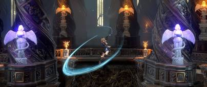 Bloodstained game - Best Metroidvania Games
