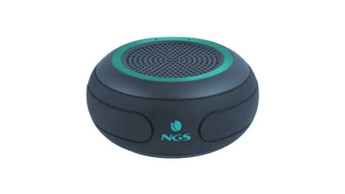 NGS Roller Creek bluetooth speaker