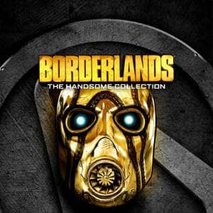 Borderlands: The Handsome Collection Steam box