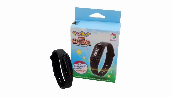 Bracelet Wristband Bluetooth Pocket Catcher