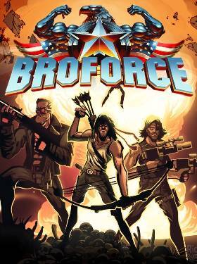 broforce box cover