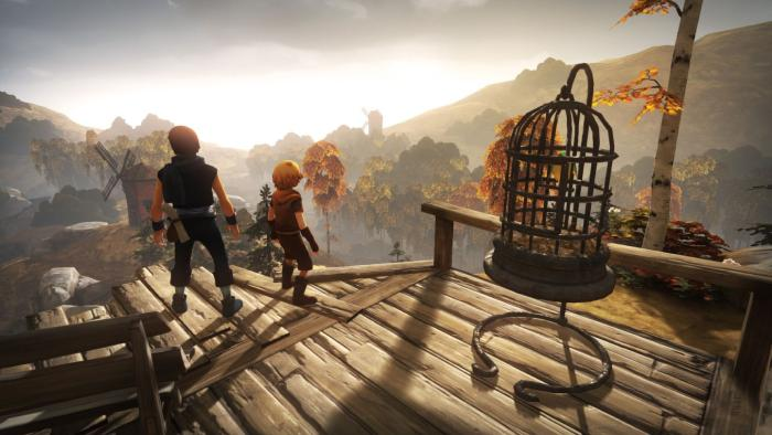 Brothers - A Tale of Two Sons - heroes