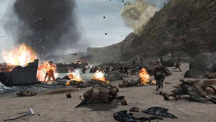 Call of Duty 2 - World War 2 Game